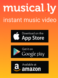 musical.ly website app icons image