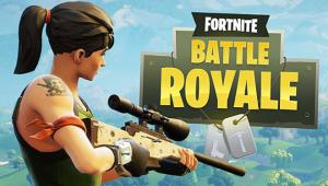 image of fortnite battle royale logo